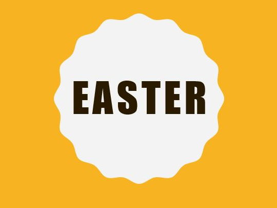 Easter 2017 - PowerPoint Presentation - Assembly or in class.