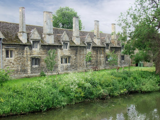 Burghley's Stamford Almshouses - Historic Environment: 2022