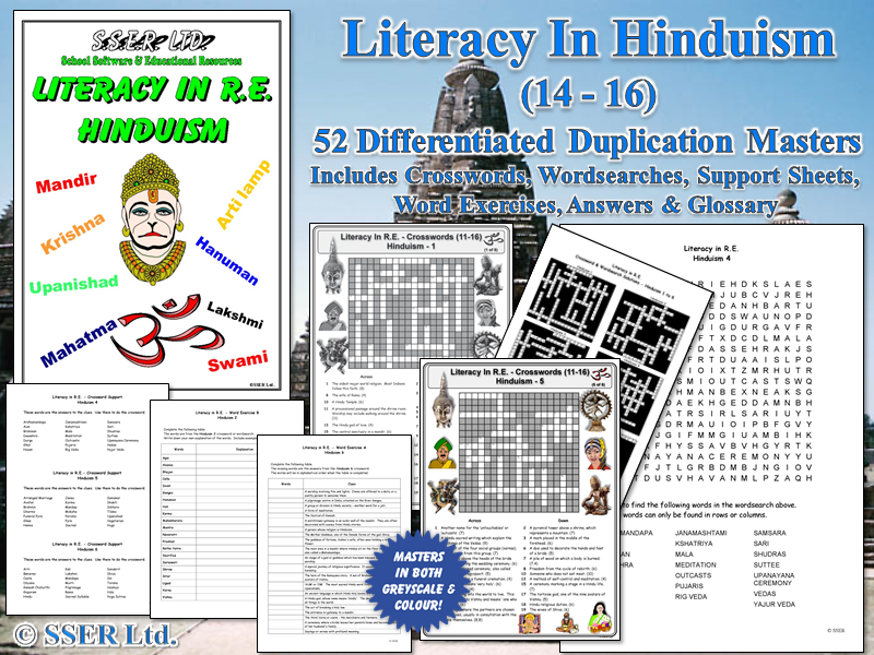 Literacy In Hinduism - Print Masters