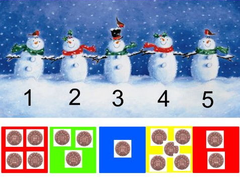 Christmas Mini Maths Activities