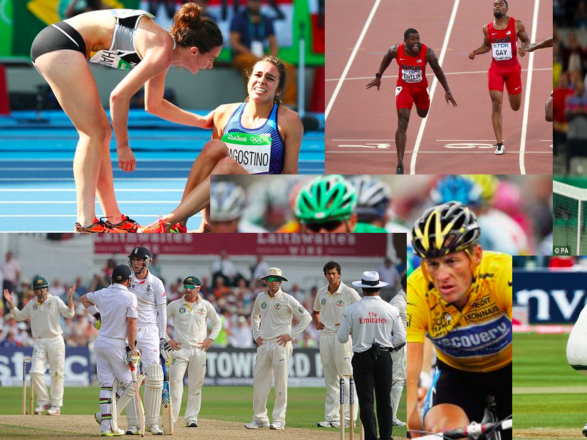 OCR GCSE P.E. (9-1) - 3.3 Ethical and Socio-Cultural Issues in PA and Sport - PowerPoint