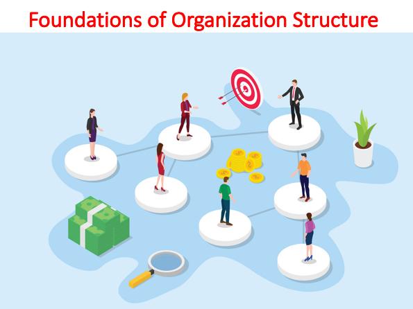 Foundations of Organization Structure Lecture (Organizational Behavior)