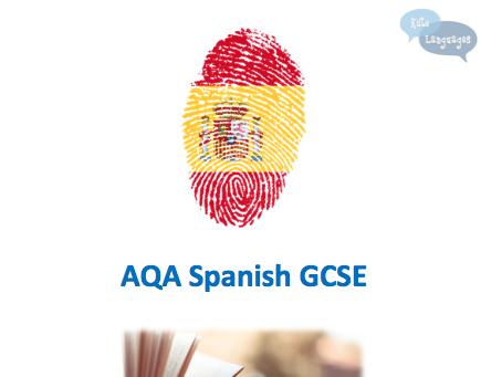 AQA GCSE Spanish Writing and Reading Workbooks