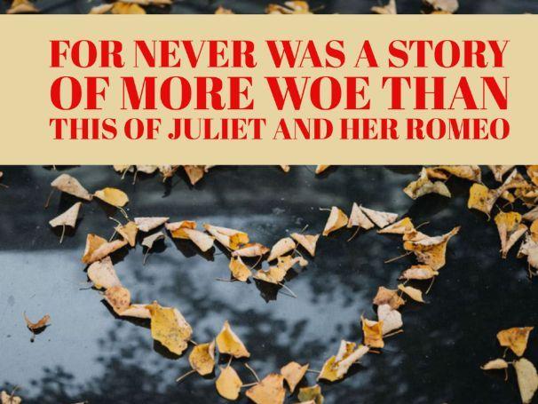 Romeo and Juliet Act 3 scene 5