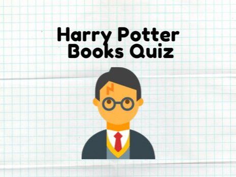 Harry Potter Books Quiz