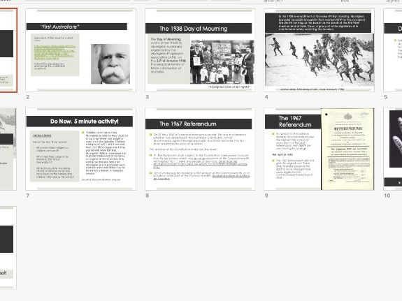 Rights and Freedoms Lesson Plan + Powerpoint Guide