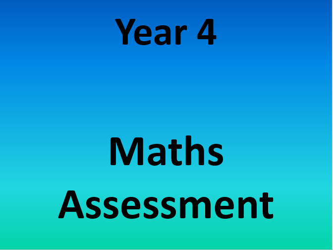REVISION- Number- Year 4