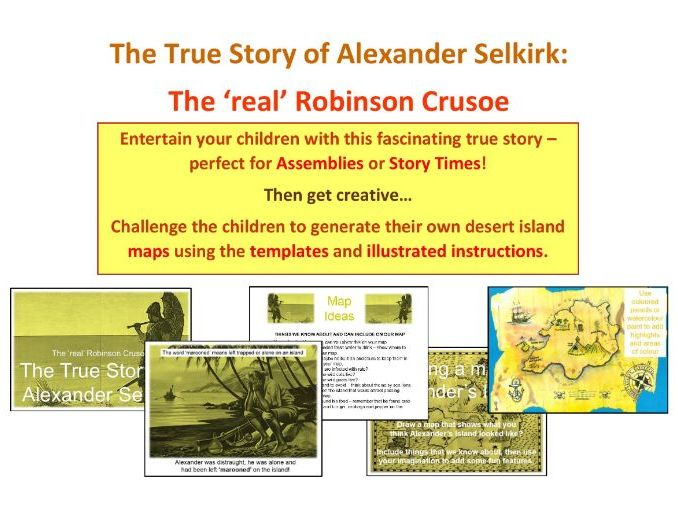 Story of the real Robinson Crusoe