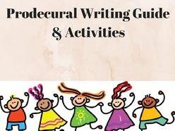 13 Procedural Writing Activities