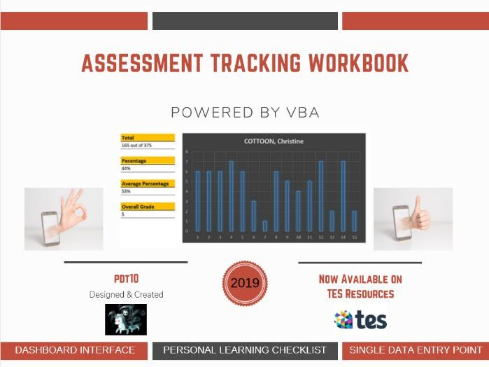 Assessment Tracking Workbook