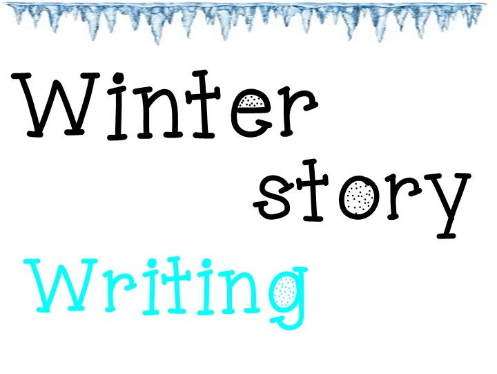 Winter Story Writing - Ideal for extended writing or assignments