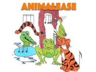 ANIMALEASE An Introduction to Music Making, Notation and Rhythm (With MP3 Audio)