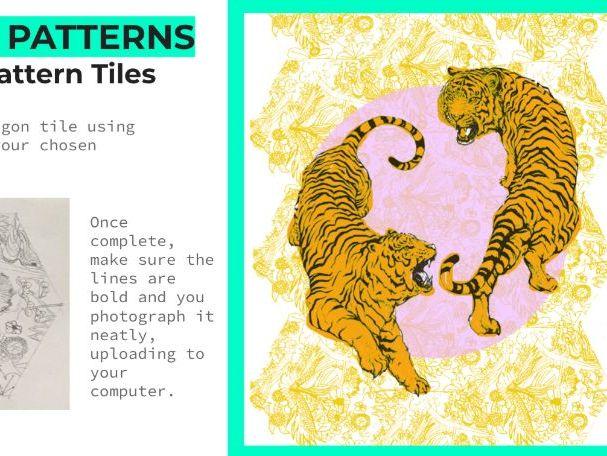 Digital Cultural Poster Design Tutorial