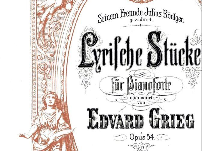 Grieg - Norwegian March - AQA A Level