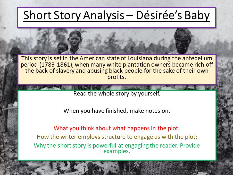 Short Story Language