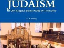 GCSE OCR Religious Studies Judaism COMPLETE Notes : Guaranteed 9/8/A*