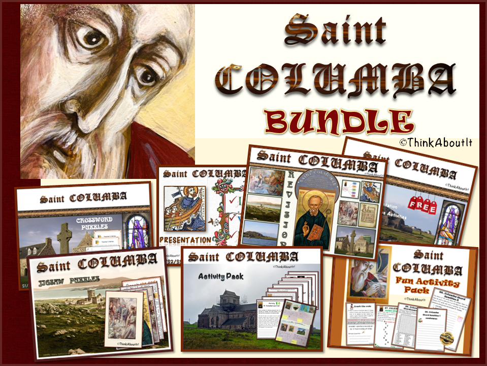 St. Columba - Complete Unit of Study