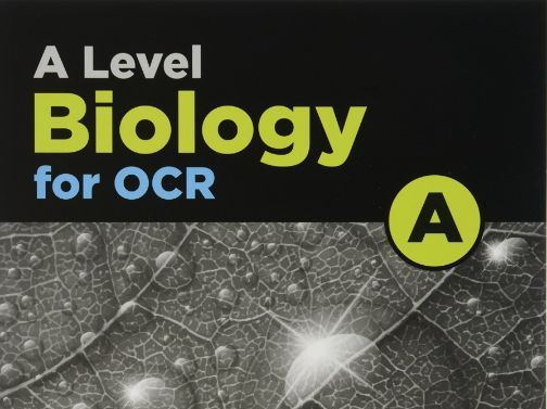 OCR A/B A Level Biology Chapter 3 - Biological Molecules, Detailed A* Notes