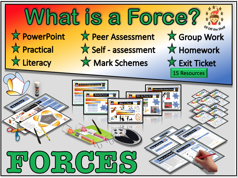 Forces - What is a Force? KS3
