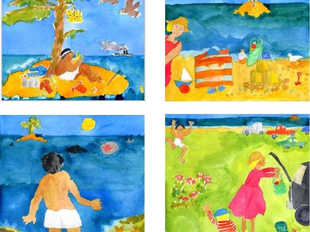 Using Language Levels by Marion Blank: 1 At the Seaside