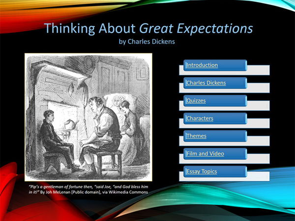 Great Expectations PowerPoint Presentation