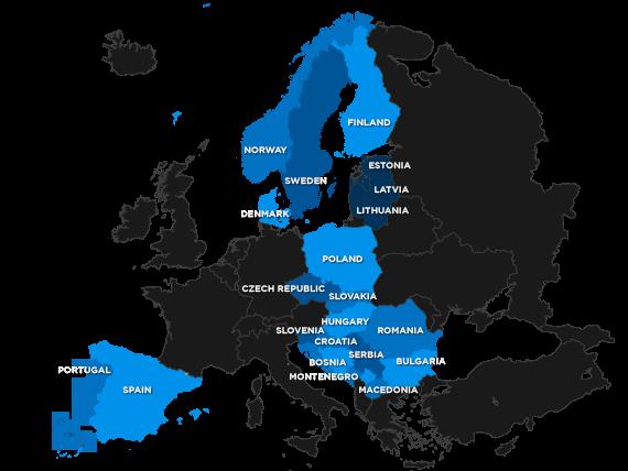 Europe Homework Challenge