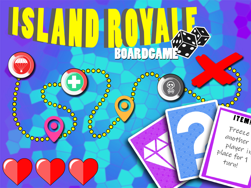 Island Royale - Premium Bundle (Quiz/Boardgame)