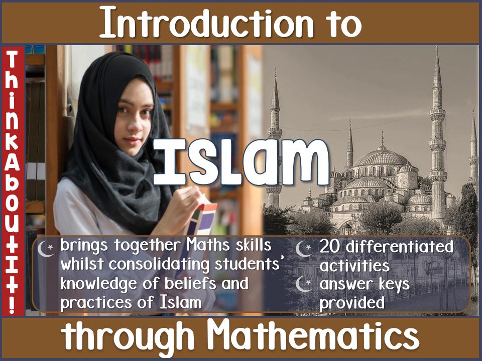 Islam Activity Pack