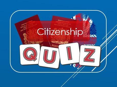 British Values: Citizenship Quiz Bundle
