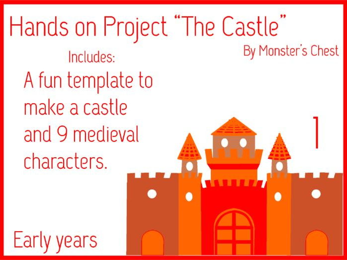 "Hands on project ""The castle"" 1"