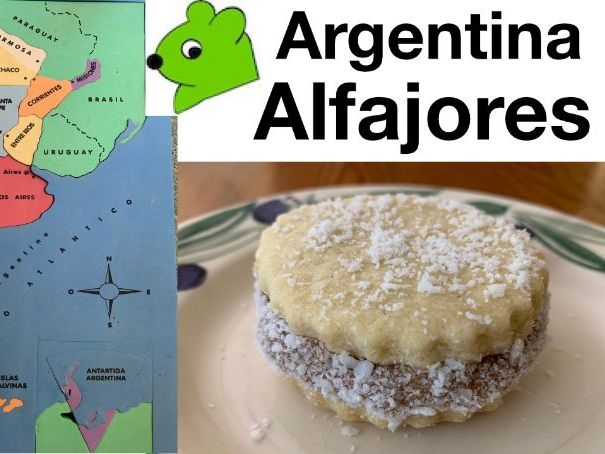 Where is Argentina? What are Alfajores?