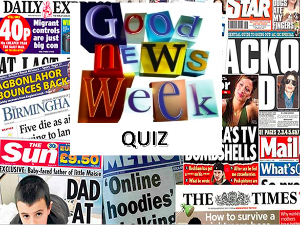 Weekly News Quiz wc 8/3/20 plus puzzle