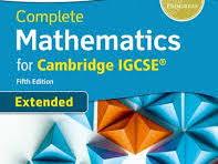CIE Mathematics Graphs y=mx+c curved graphs test