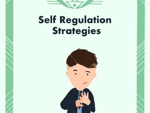 Self Regulation Strategies Booklet - Secondary School Pupils