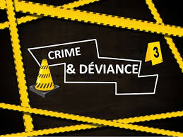 Sociology- Introduction to Crime and Deviance