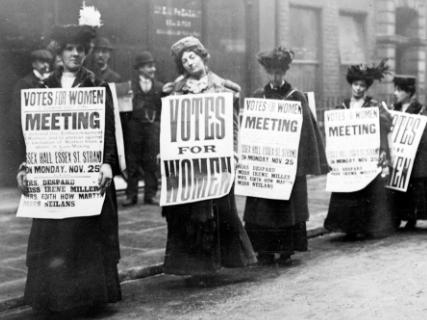 Suffragette Unit of Work