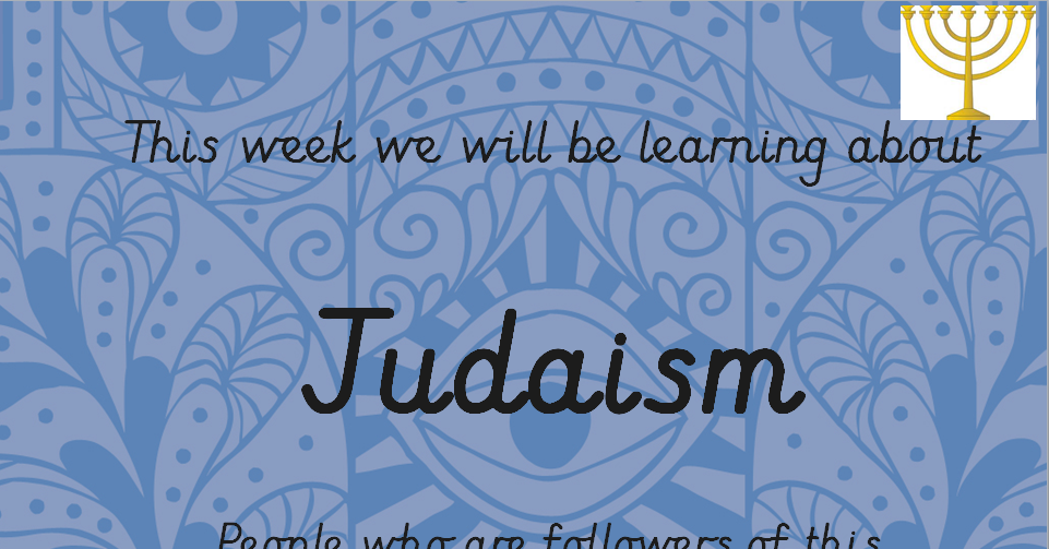 Introduction to Judaism - important objects