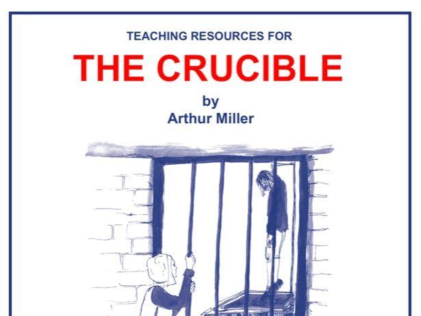 The Crucible Scheme of Work