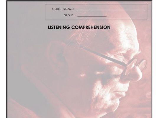 Listening Comprehension - Darkest Hour