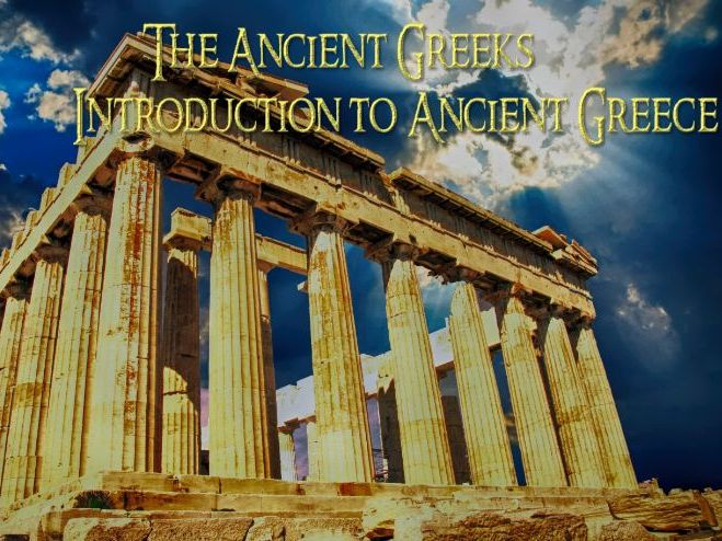 The Greeks For Kids Audiobook & Activity