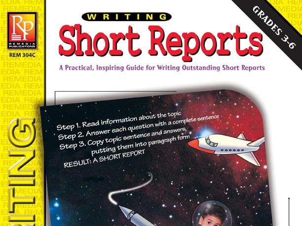 Writing Short Reports: Writing Basics Series