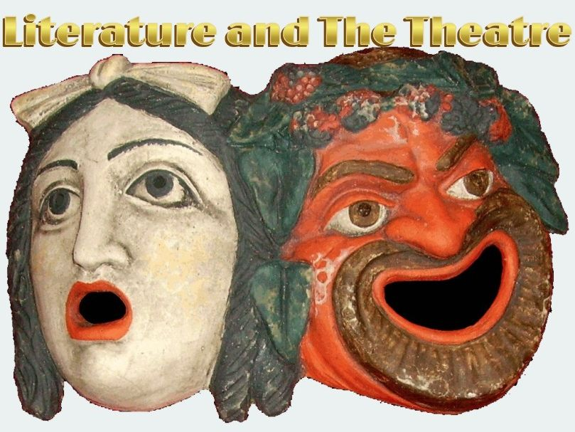 Greek Theatre and Literature Audiobook & Activity