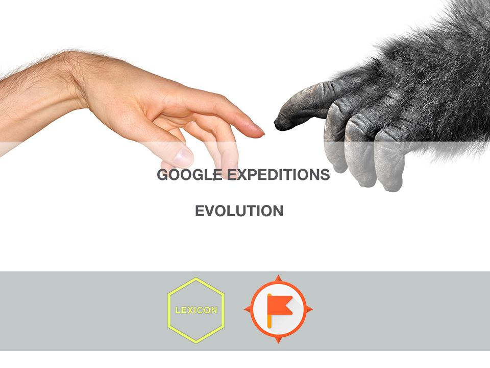 Evolution #GoogleExpeditions Lesson
