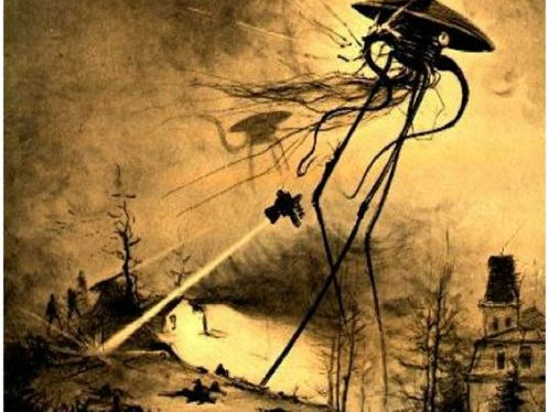 War of the Worlds: Science Fiction Reading and Writing