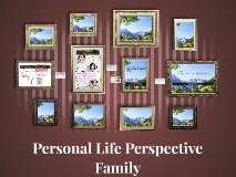 Sociology- Theory: Personal Life Perspective