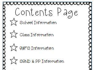 Teacher Organiser PDF Documents