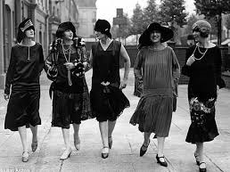 Social and Cultural Changes for the 1920's Woman