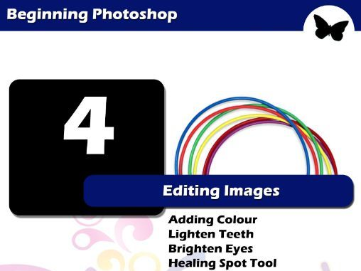Beginning Photoshop – Editing Images