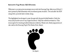 Interactive Yoga Poems: Shel Silverstein