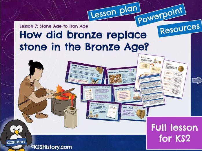 The Bronze Age (Lesson for KS2)